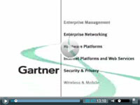 Gartner Research's Discussion of EFM